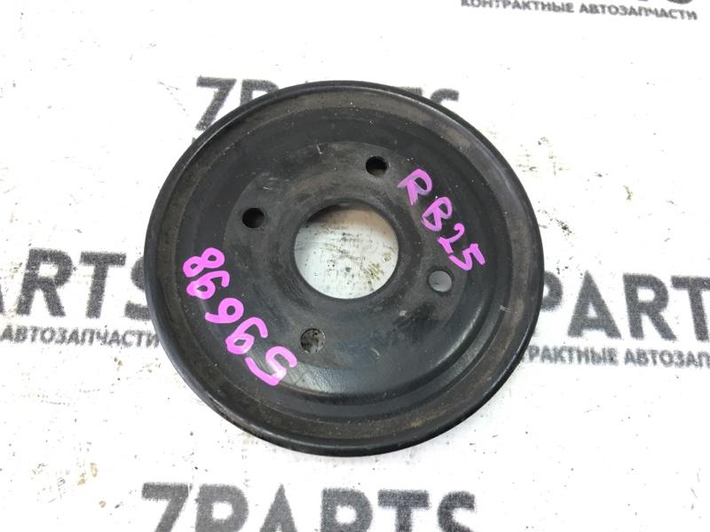 Шкив помпы Nissan Skyline ECR33 RB25DET