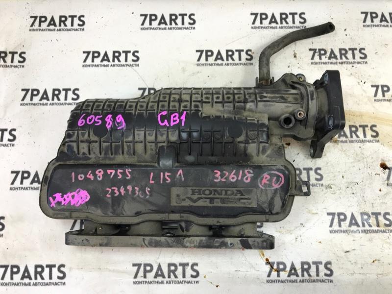 Коллектор впускной Honda Mobilio GB1 L15A