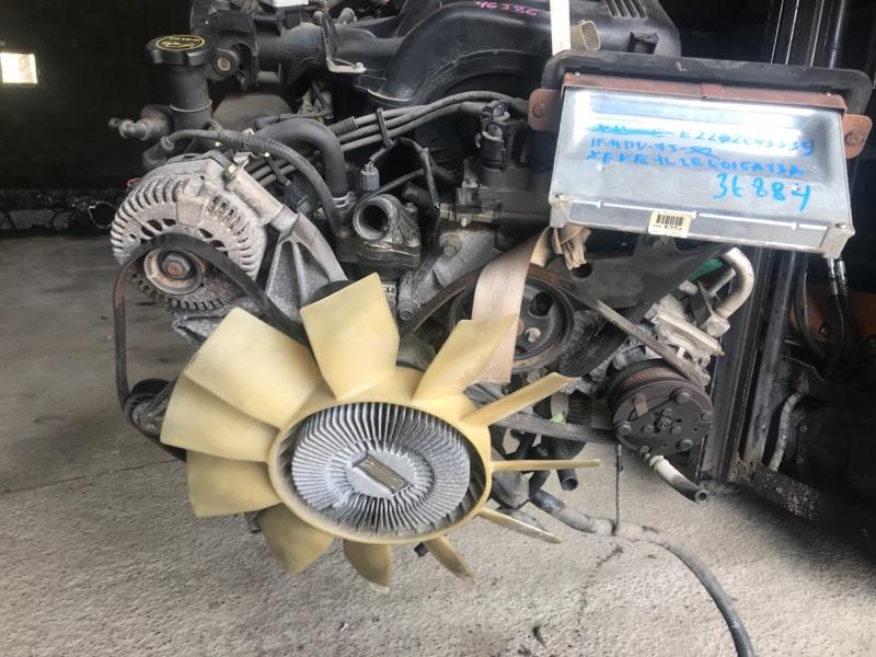 Двигатель Ford Explorer U152 2002