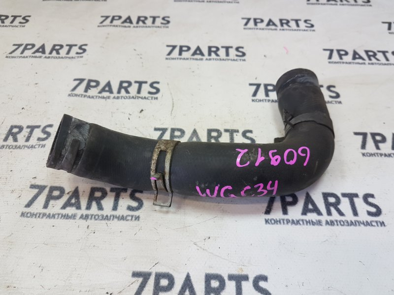 Патрубок радиатора Nissan Stagea WGC34 RB25 верхний