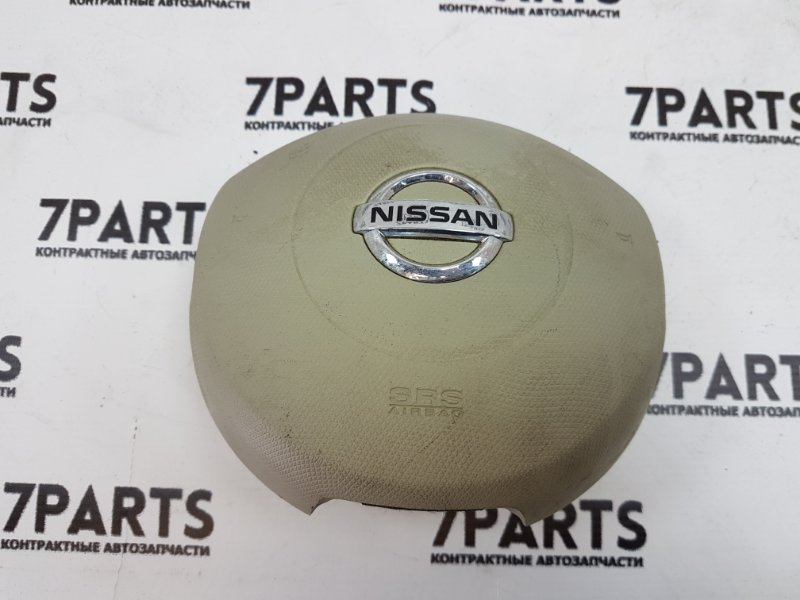 Airbag на руль Nissan March AK12 CR12DE 2006