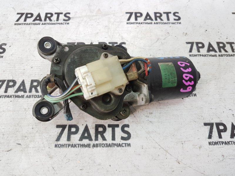 Мотор стеклоочистителя Nissan Ad VY10 GA13DE 1998