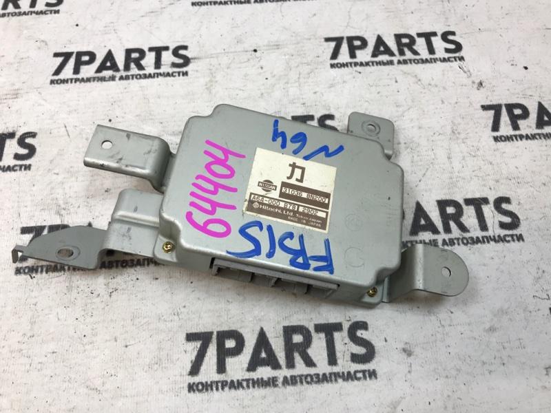 Блок управления кпп Nissan Sunny FB15 QG15DE 2002