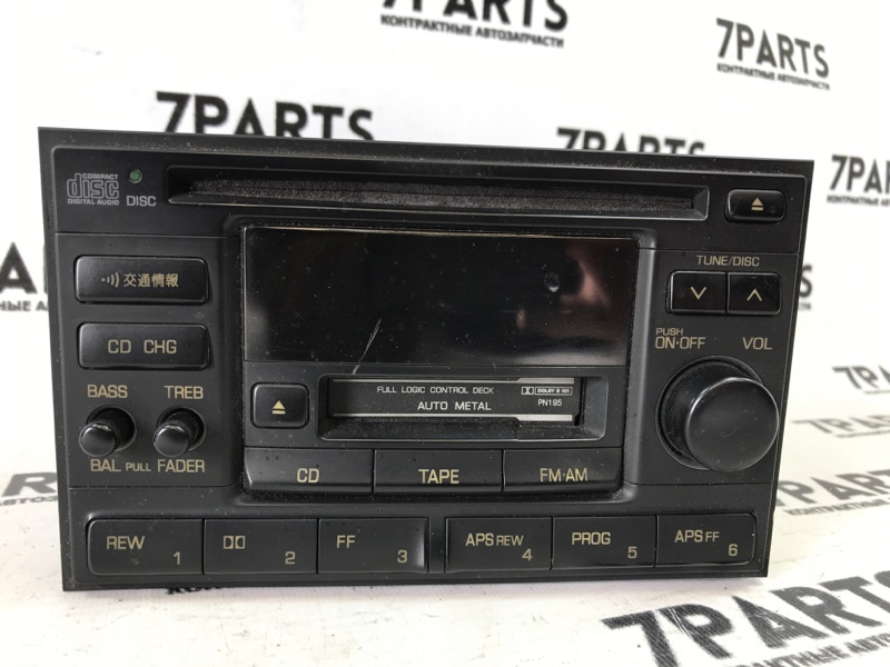 Магнитофон Nissan Cefiro A32 VQ20DE 1997