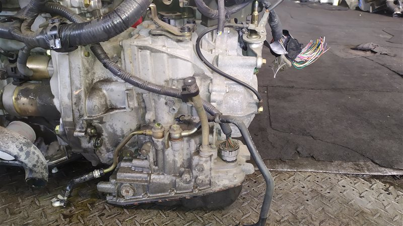 Акпп Nissan Tiida Latio SJC11 MR18DE 2005