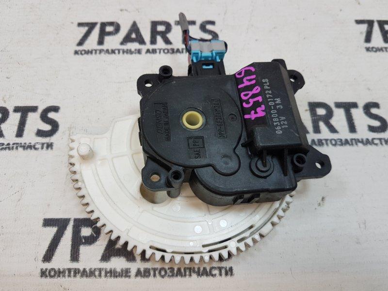 Сервопривод заслонок печки Toyota Corolla Rumion NZE151 1NZFE 2010