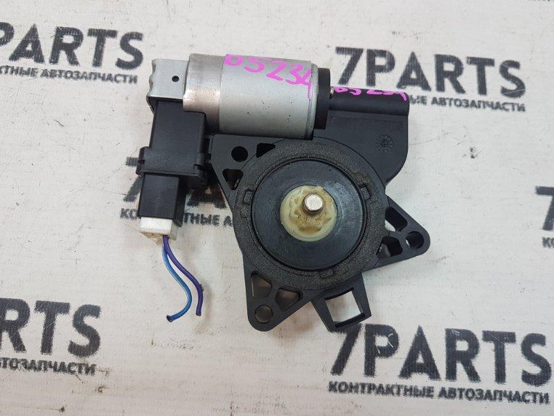 Мотор стеклоподъемника Mazda Axela BKEP LF 2007 задний левый