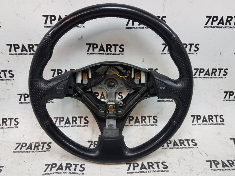 Руль Toyota Mr-S ZZW30 1ZZFE 2000