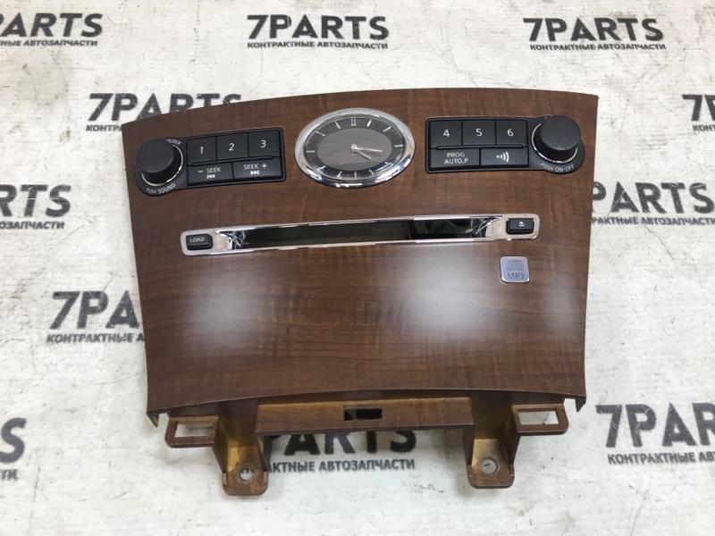 Часы Nissan Fuga PY50 VQ35DE 2004