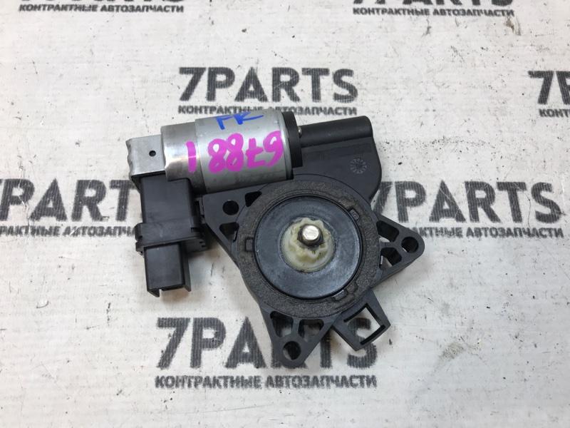 Мотор стеклоподъемника Mazda Axela BK5P ZY 2006 передний правый