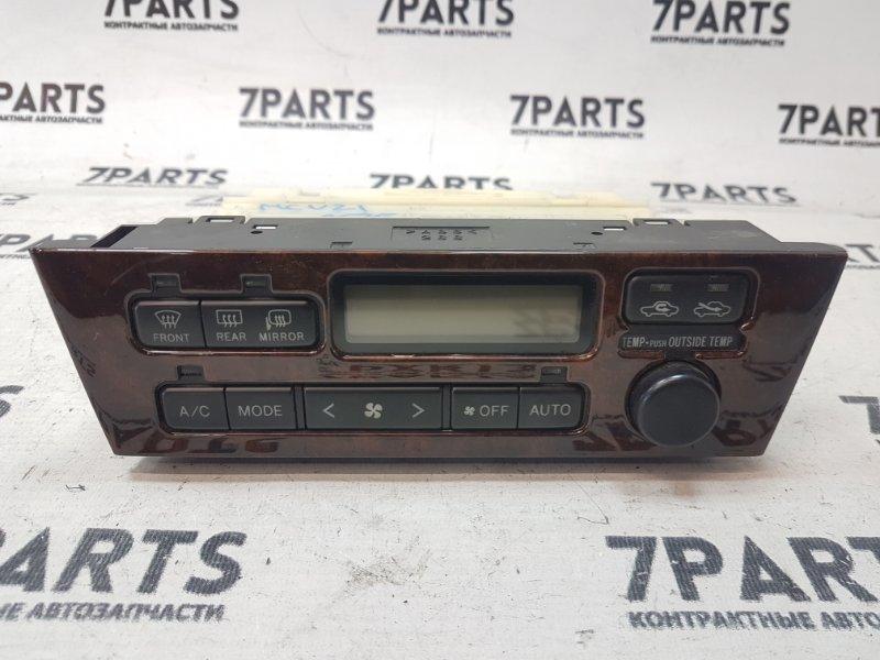 Климат-контроль Toyota Windom MCV21 2MZFE 1998