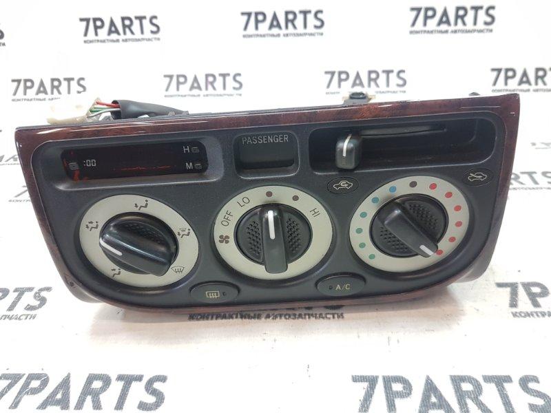 Климат-контроль Toyota Mr-S ZZW30 1ZZFE 2000
