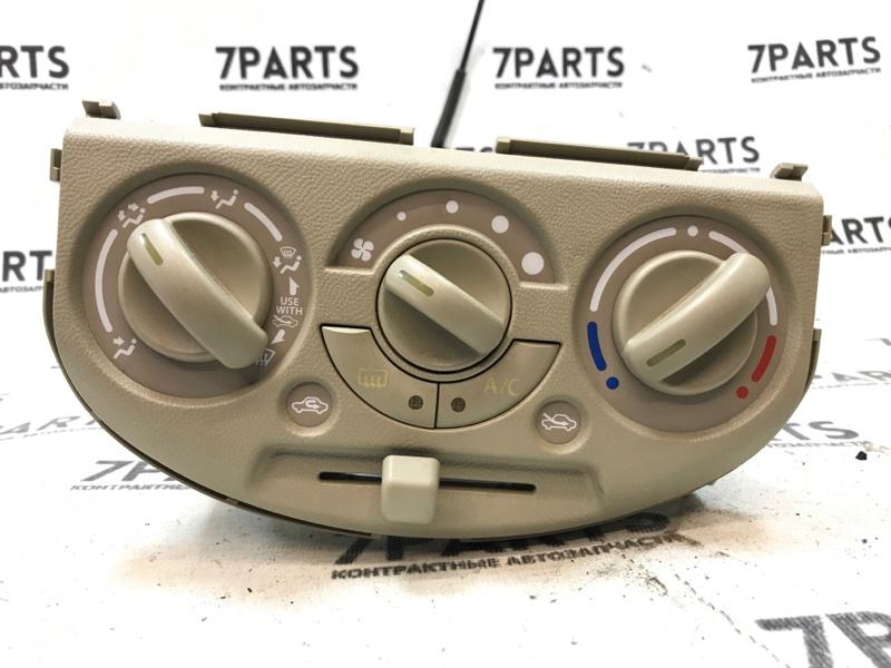 Климат-контроль Suzuki Alto HA25S K6A 2009