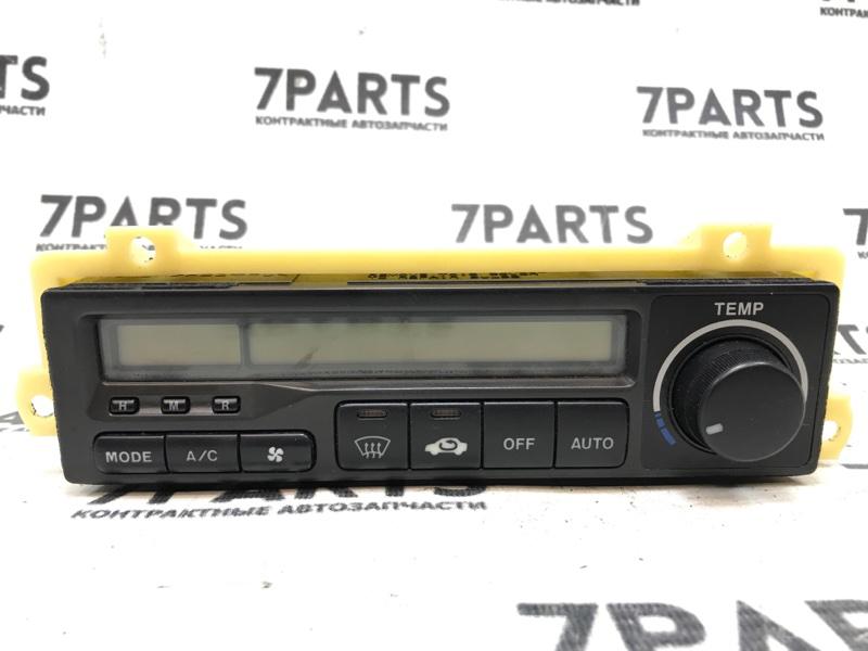 Климат-контроль Honda Hr-V GH2 D16A 2002
