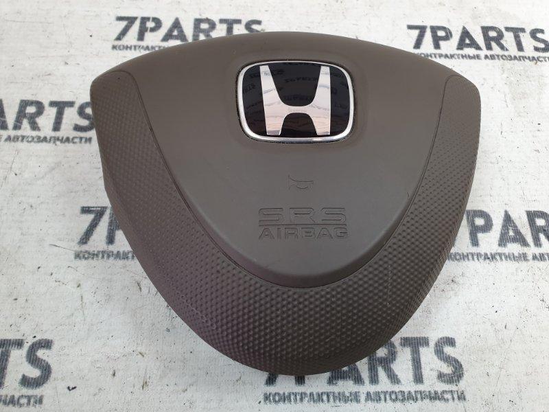 Airbag на руль Honda Fit Aria GD6 L13A 2005