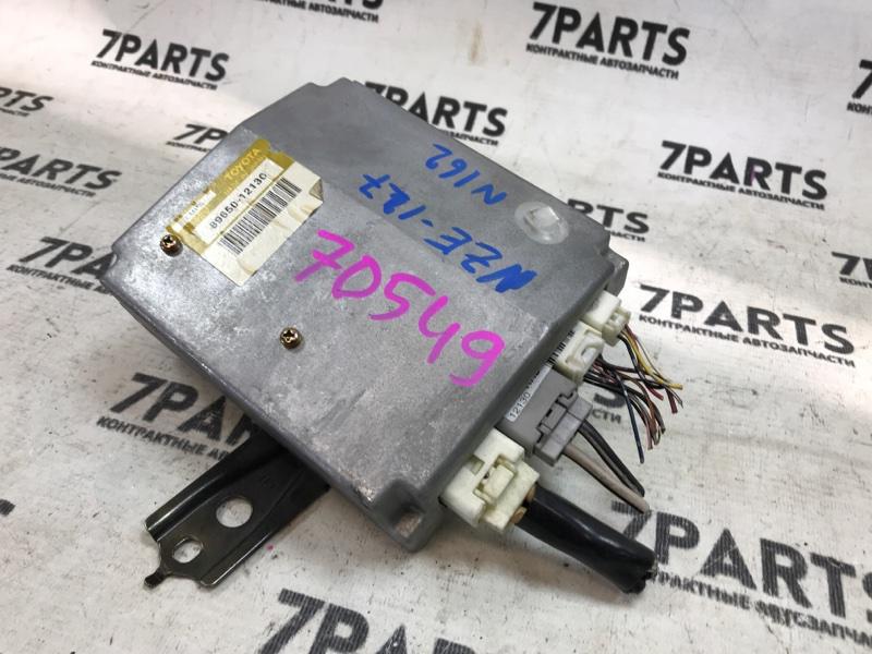 Блок управления рулевой рейкой Toyota Will Vs NZE127 1NZFE 2002