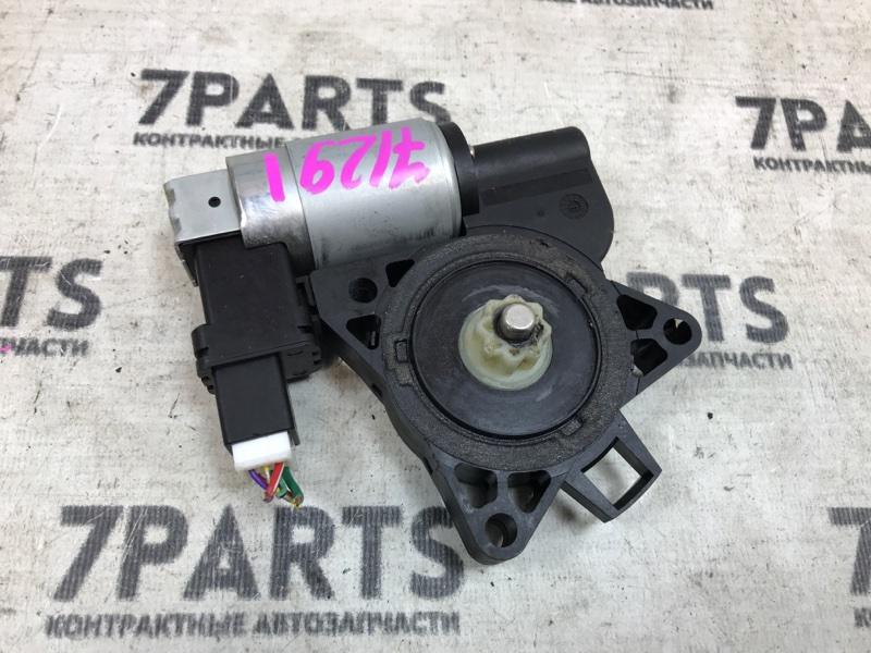 Мотор стеклоподъемника Mazda Premacy CREW LF-VD 2009 передний правый