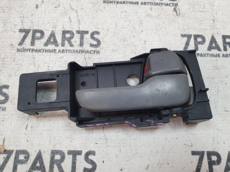 Ручка двери Honda Z PA1 E07ZT 2000 передняя правая