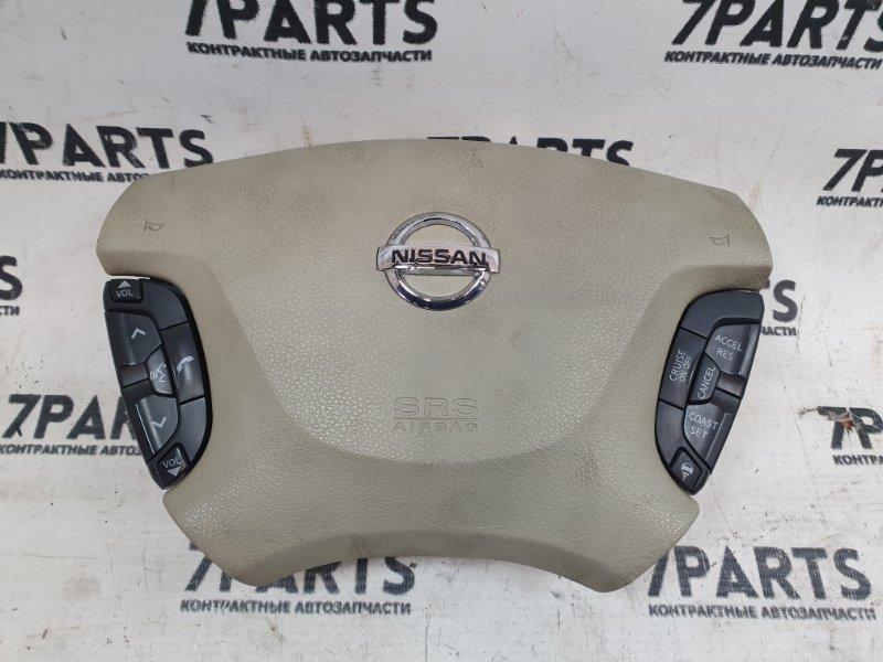 Airbag на руль Nissan Cima GF50