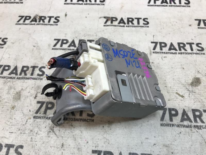 Блок управления рулевой рейкой Toyota Passo Sette M502E 3SZVE 2009