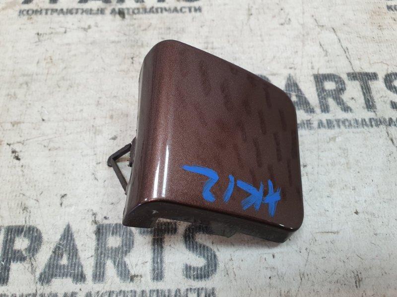 Заглушка буксировочного крюка Nissan March AK12