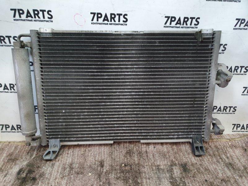 Радиатор кондиционера Mitsubishi Pajero Mini H53A 4A30T 2000