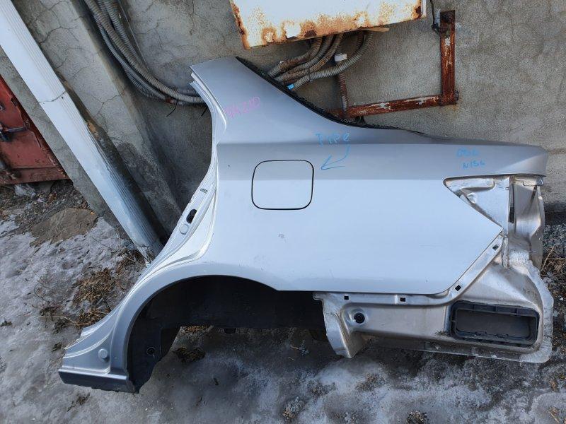 Крыло Honda Fit Aria GD6 L13A 2005 заднее левое