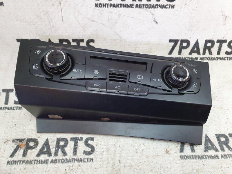 Климат-контроль Audi A4 8K5 2011