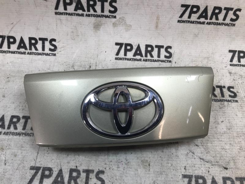 Ручка задней двери Toyota Passo KGC10 1KRFE 2008