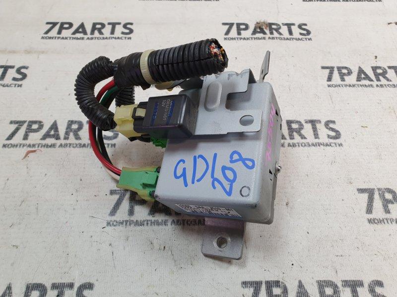 Блок управления рулевой рейкой Honda Fit GD1 L13A 2007