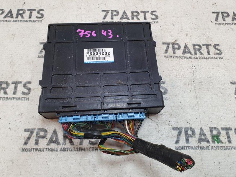 Блок efi Mitsubishi Rvr N64W 4G64 2000