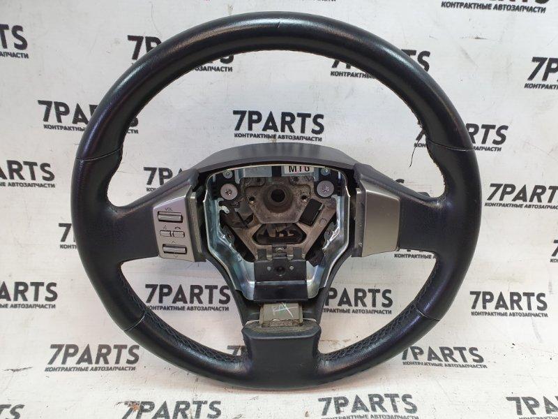 Руль Nissan Stagea PM35 VQ35DE 2007