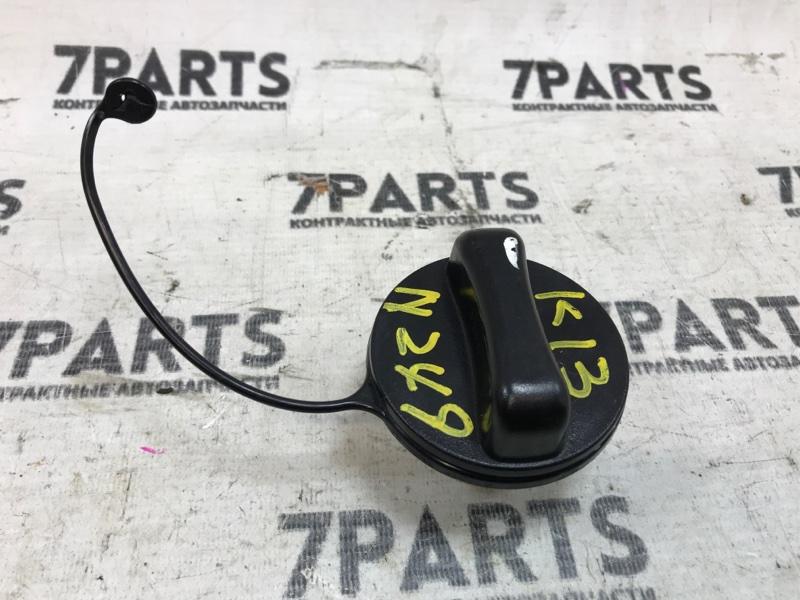 Крышка топливного бака Nissan March K13 HR12DE 2012