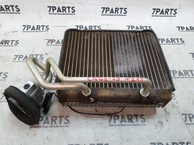 Радиатор кондиционера Nissan Caravan CQGE25 KA24DE 2003