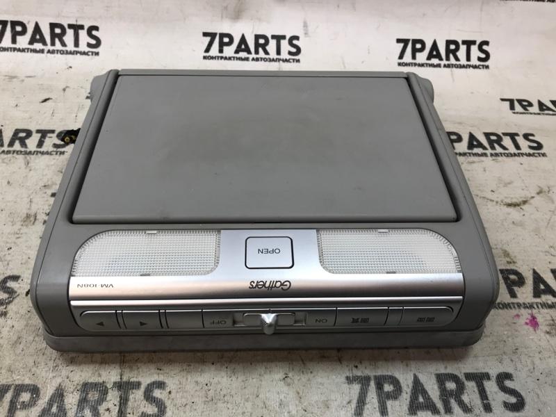 Монитор Honda Freed GB3 L15A 2010