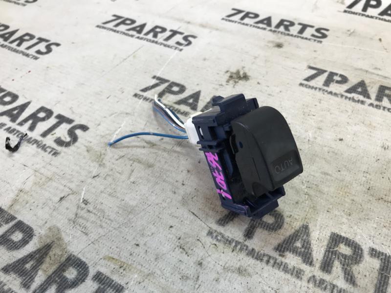 Блок упр. стеклоподьемниками Toyota Mr-S ZZW30 правый