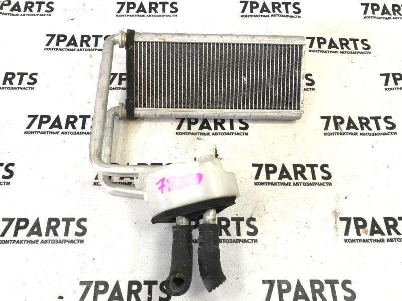 Радиатор печки Mitsubishi Ek-Wagon H81W 3G83 2004