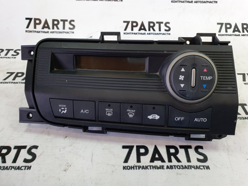 Климат-контроль Honda Freed GB3 L15A 2008