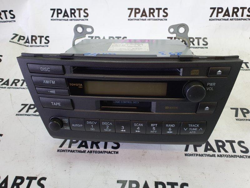 Магнитофон Toyota Mark Ii GX110 1GFE 2002