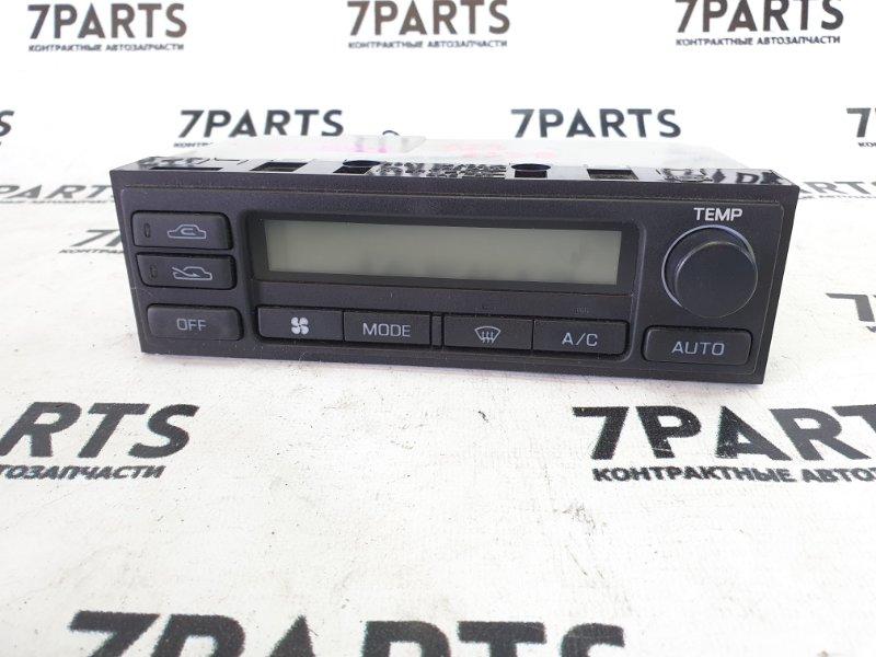 Климат-контроль Nissan Bluebird Sylphy QG10 QG18DE 2002