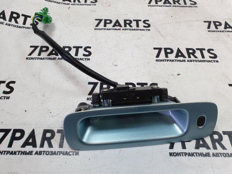 Ручка задней двери Suzuki Swift ZC21S M15A 2008