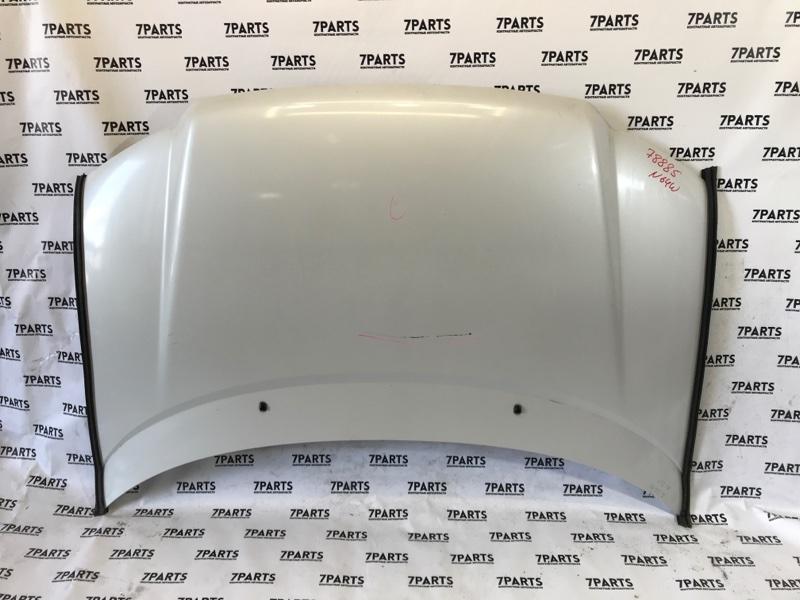 Капот Mitsubishi Rvr N64W 4G64 2000