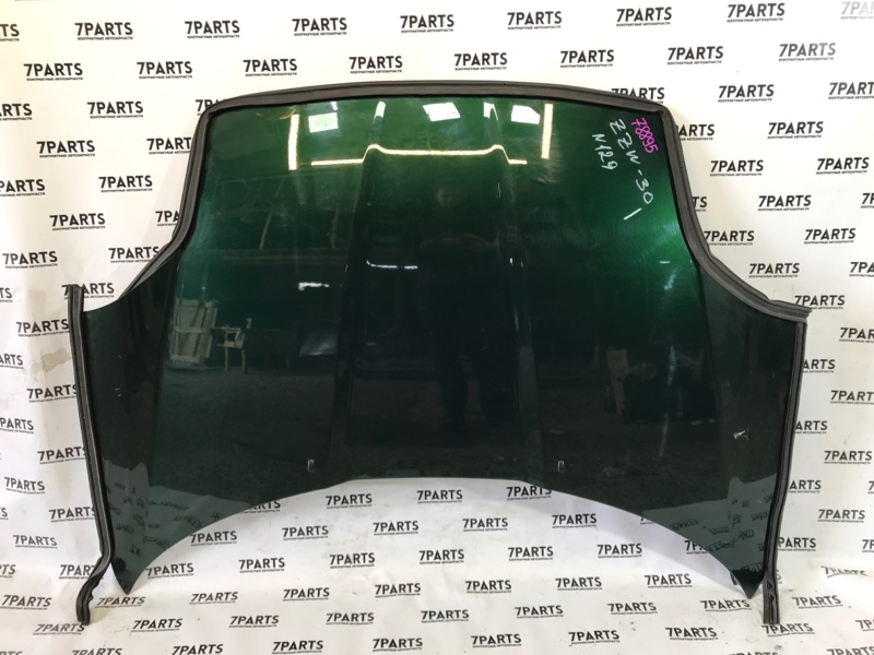 Капот Toyota Mr-S ZZW30 1ZZFE 2000