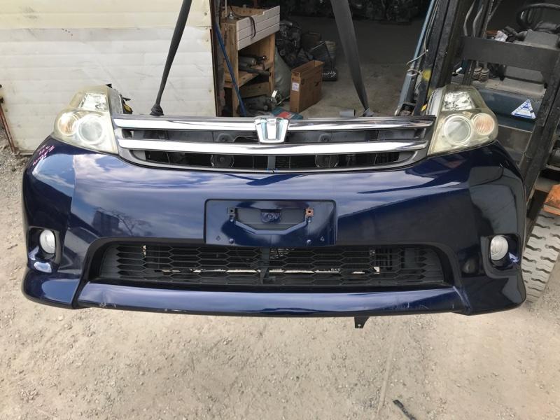 Ноускат Toyota Isis ZNM10 1ZZFE 2008