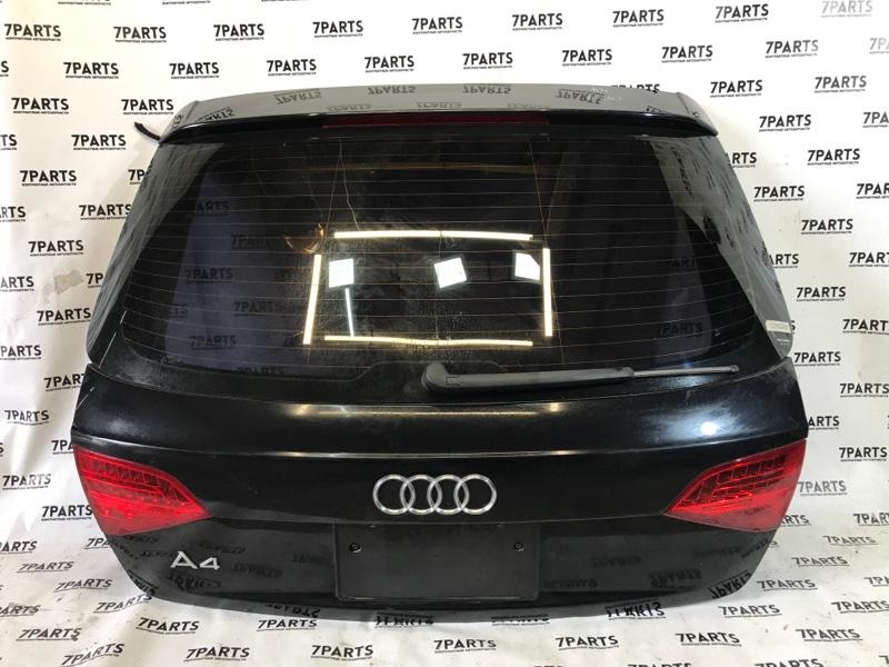 Дверь 5-я Audi A4 8K5 2011