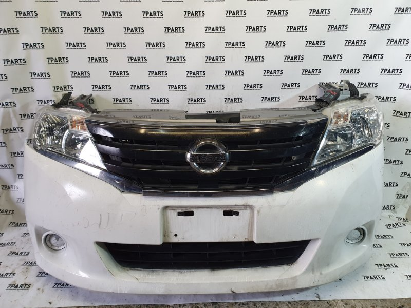 Ноускат Nissan Serena NC26 MR20DD 2012