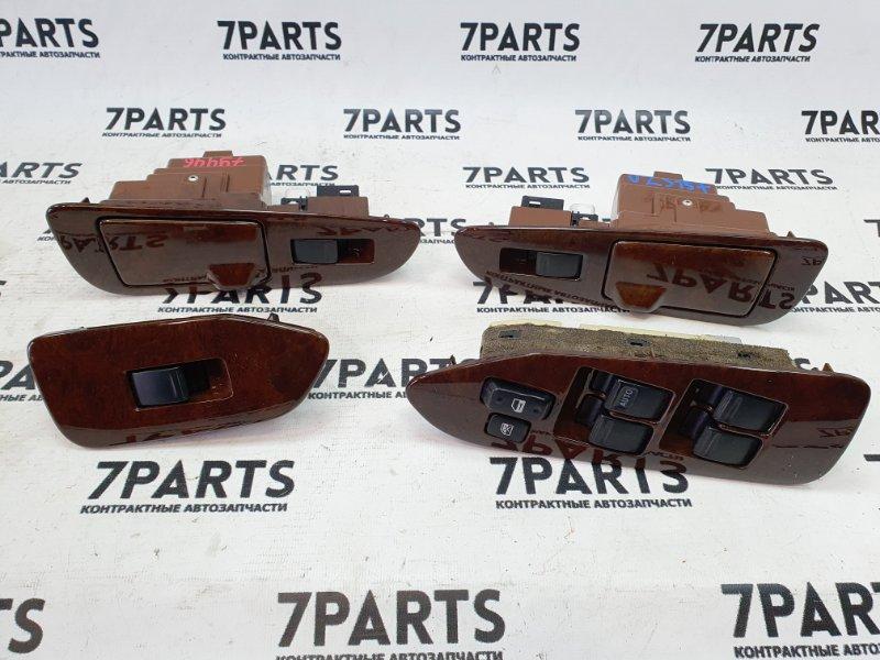 Блок упр. стеклоподьемниками Toyota Crown Majesta UZS157 1UZFE 1998