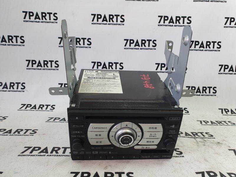 Магнитофон Nissan Presage TU31 QR25DE 2007
