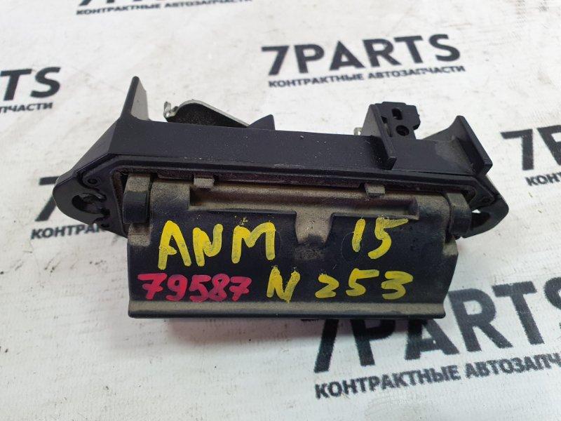 Ручка задней двери Toyota Isis ANM15 1AZFSE 2007