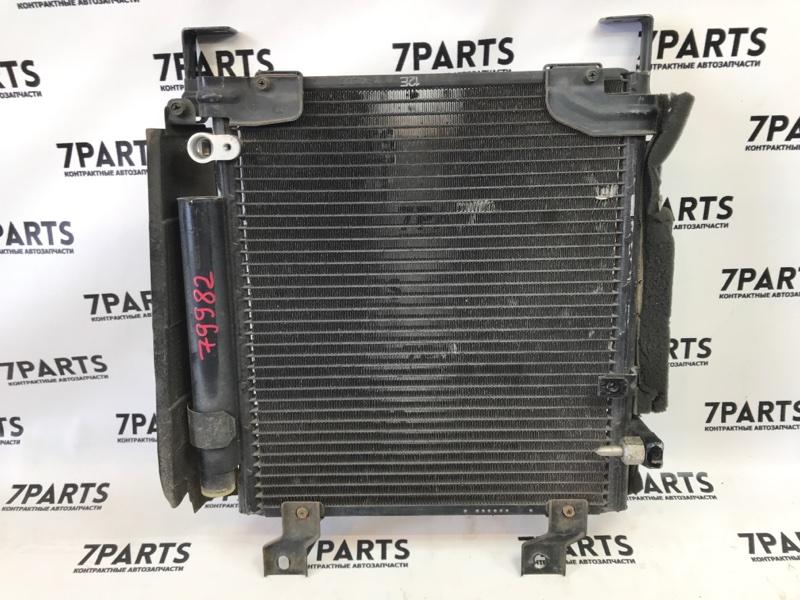 Радиатор кондиционера Toyota Duet M101A